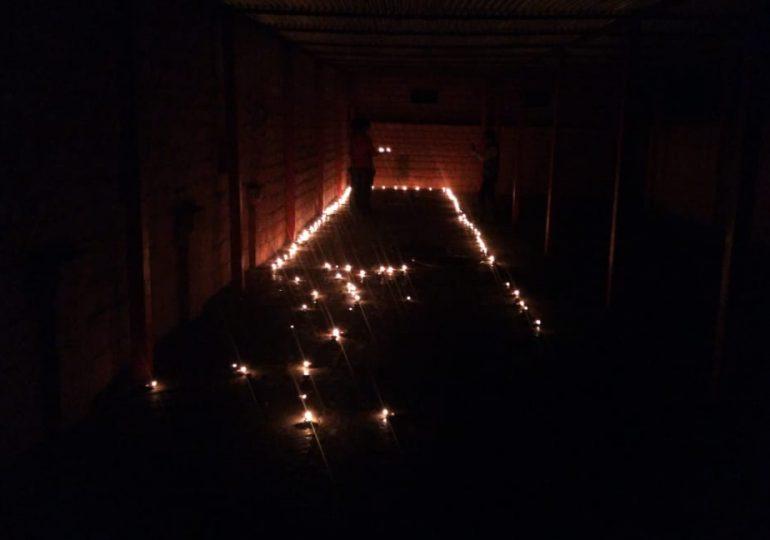 भालचंद्र गणेश मंदिर हजारो दिव्यांनी उजळले