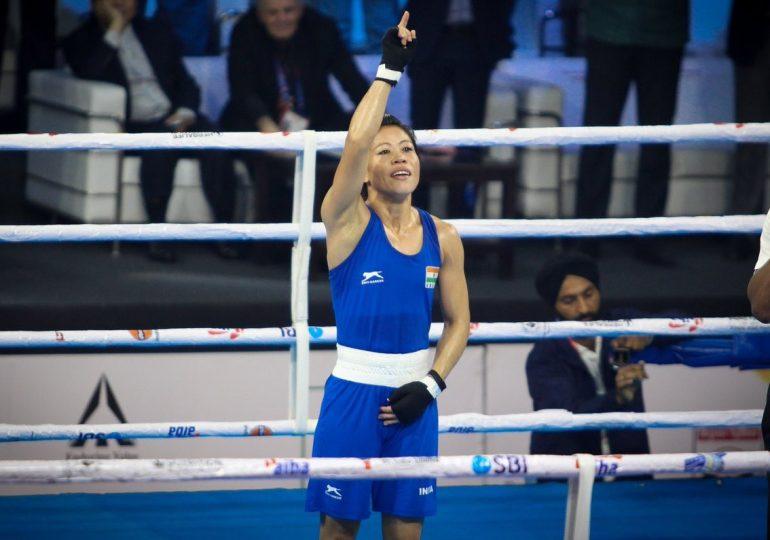 मेरी कोम सहाव्यांदा विश्वविजेती, जगातील एकमेव बॉक्सर