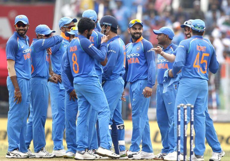 ऑस्ट्रेलिया, न्यूझीलंडविरुद्धच्या वन डे आणि टी-20 साठी भारतीय संघ जाहीर