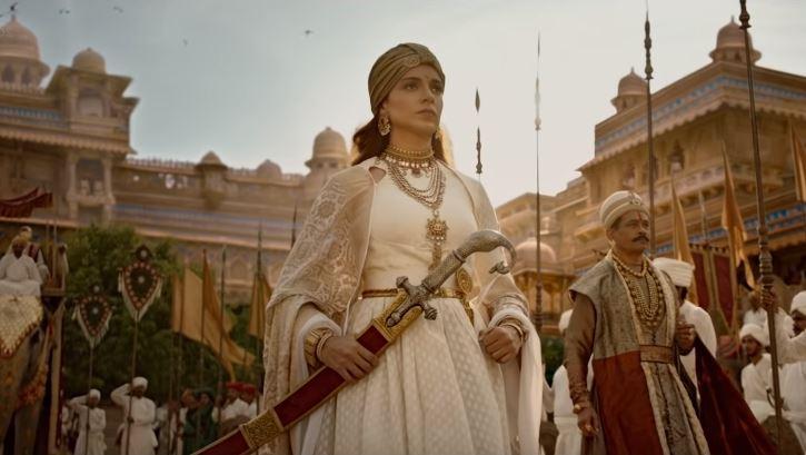 Manikarnika: मी पण राजपूत, बर्बाद करेन, कंगनाचा विरोधकांना इशारा