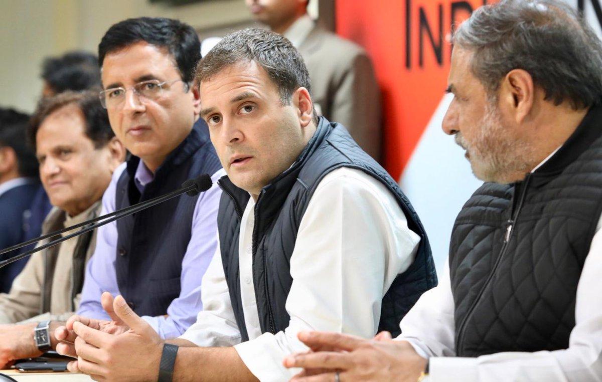 तोपर्यंत मोदींना झोपू देणार नाही, राहुल गांधींचे 5 मुद्दे