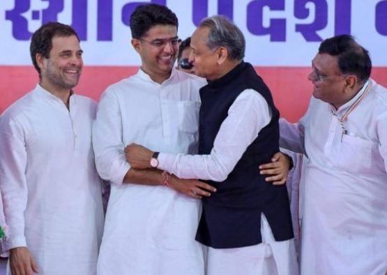 निकालाआधीच विकिपीडिया अपडेट, राजस्थानचा मुख्यमंत्रीही ठरवला!