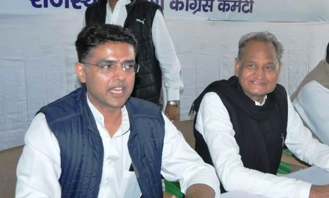सत्तेनंतर खुर्चीसाठी वाद, राजस्थानात काँग्रेसमधले दोन गट भिडले