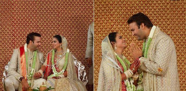 ईशा अंबानीच्या लग्नातल्या फोटोग्राफरचं नशिब फळफळलं!