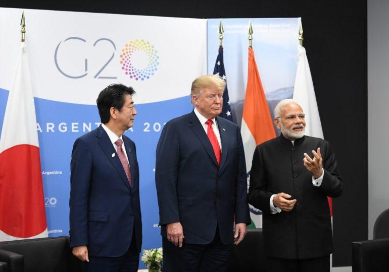 जी-20 देशांकडून भारताची 'ही' विनंती मान्य