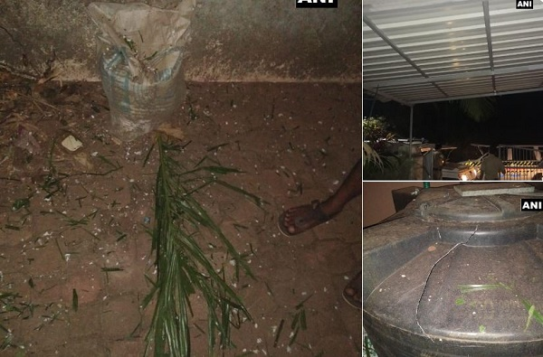शबरीमाला वाद: भाजप, माकप नेत्यांच्या घरावर देशी बॉम्ब फेकले