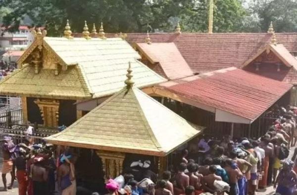 महिलांच्या प्रवेशानंतर शबरीमाला मंदिर शुद्धीकरणासाठी बंद