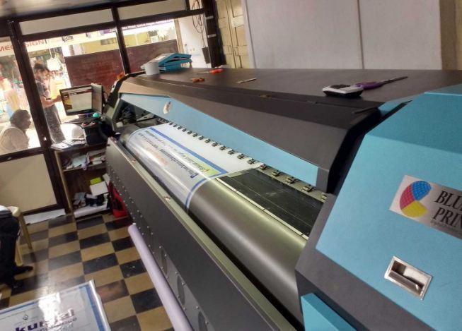 नांदेडच्या प्रिंटिंग उद्योगाला 'अच्छे दिन', हजारो बेरोजगार हातांना काम
