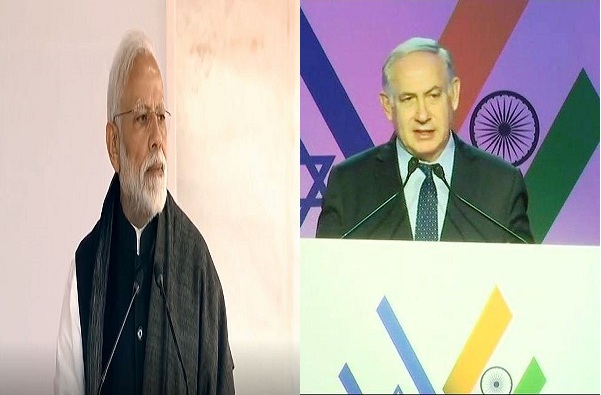 माय फ्रेंड मोदी, आय अॅम विथ यू, इस्रायलच्या पंतप्रधानांचा जाहीर पाठिंबा