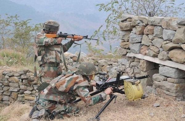पाकिस्तानकडून वारंवार गोळीबार, भारताने एकाचवेळी पाच चौक्या उडवल्या