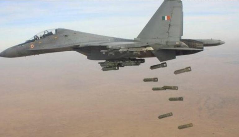 लेझर गाईडेड बॉम्ब, मिराज विमान, या पाच शस्त्रांनी पाकिस्तानवर हल्लाबोल