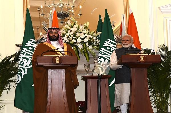 प्रत्येक गोष्टीसाठी सहकार्य करायला तयार, सौदीही दहशतवादाविरोधात भारतासोबत