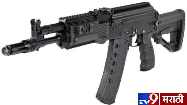 अमेठीत तयार होणारी सर्वात घातक AK-203 रायफल कशी असेल?