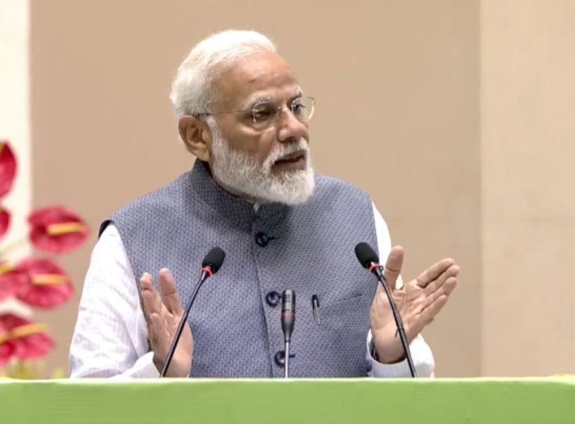 एअर स्ट्राईक जगाने मान्य केली, आपल्याच लोकांना शंका : पंतप्रधान मोदी