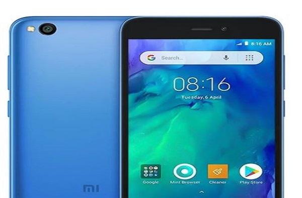 5000 रुपयांहून कमी किंमतीत शाओमीचा नवा फोन लाँच