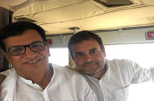 विरोधी पक्षनेते पदासाठी काँग्रेसने ही तीन नावं राहुल गांधींना पाठवली