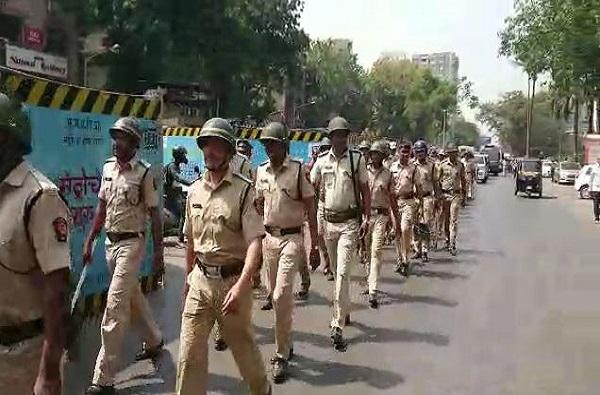 विधानसभा निवडणूक : मतदानासाठी मुंबई सज्ज, बंदोबस्तासाठी 40 हजार पोलीस तैनात
