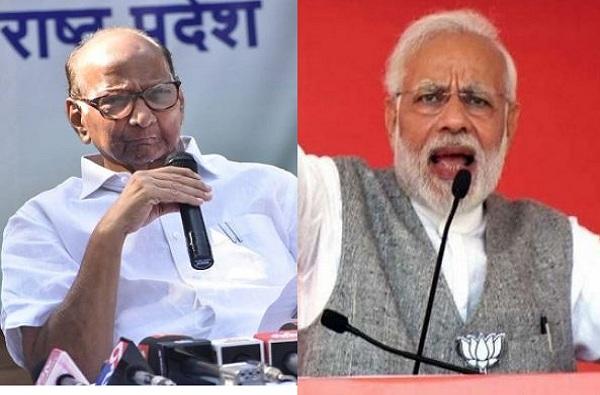 धार्मिकस्थळं उघडली नाहीत म्हणून 'सेक्युलर' संबोधून अवहेलना करणार काय?; शरद पवारांचे पंतप्रधानांना खरमरीत पत्रं
