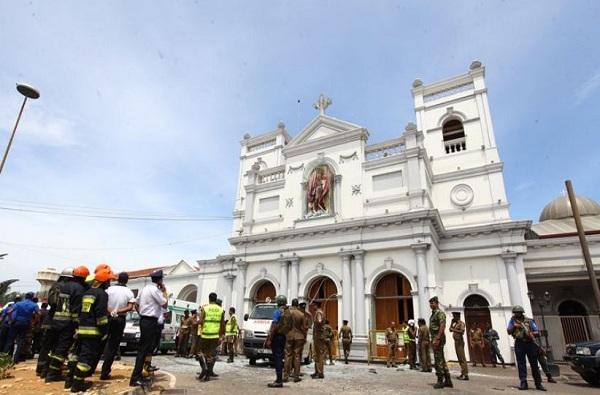 श्रीलंका साखळी बॉम्बस्फोटात तीन भारतीय नागरिकांचा मृत्यू