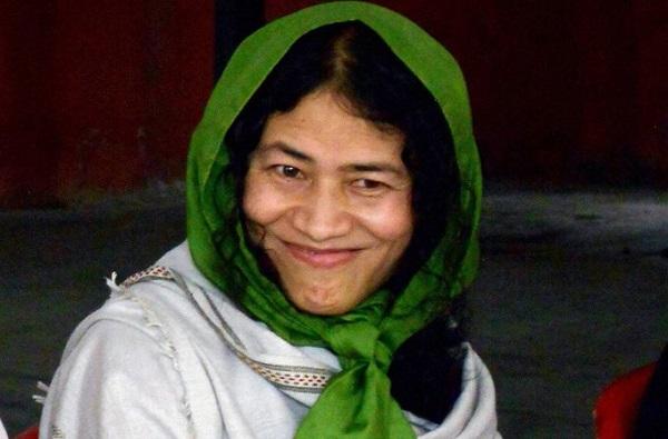 'मदर्स डे'ला इरोम शर्मिला यांनी जुळ्या मुलींना जन्म दिला