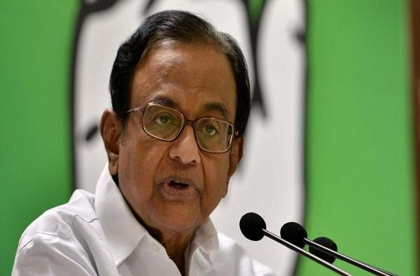 राहुलजी राजीनामा देऊ नका, काँग्रेस कार्यकर्ते आत्महत्या करतील : पी चिदंबरम