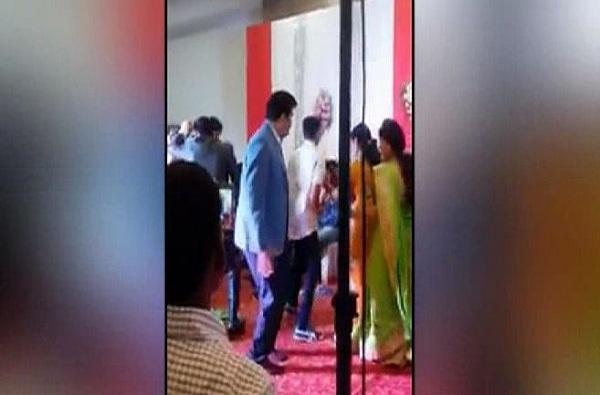 VIDEO : राज्यमंत्री संजय राठोड 'डॉन'च्या भूमिकेत, व्हिडीओ व्हायरल