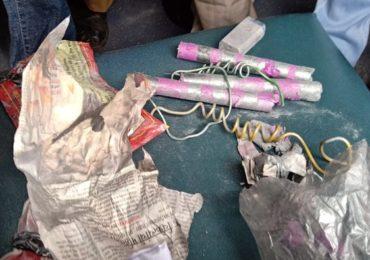 मुंबईत लोकमान्य टिळक टर्मिनसवर स्फोटकं, स्टेशनमध्ये एकच गोंधळ