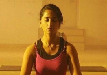 बाहुबली फेम अभिनेत्री अनुष्का शेट्टीकडून फिटनेसचं सिक्रेट शेअर