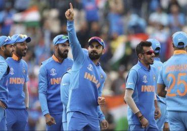 2011 नंतर विश्वचषकात भारताचा फक्त दोन वेळा पराभव