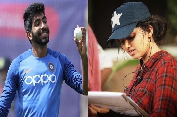 टीम इंडियाचा स्टार जसप्रित बुमराचं या अभिनेत्रीसोबत डेटिंग?
