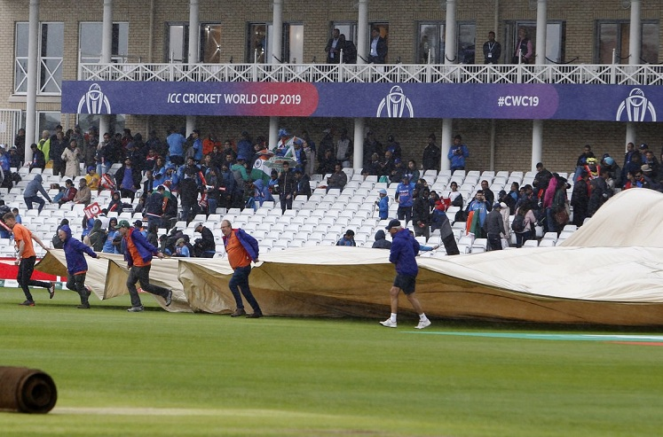 भारत वि. न्यूझीलंड सामना पावसामुळे रद्द, आता पुढे काय?