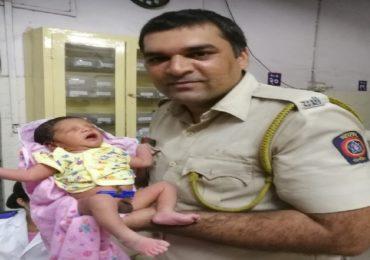 नायर रुग्णालयातून चोरी झालेलं पाच दिवसांचं बाळ सापडलं