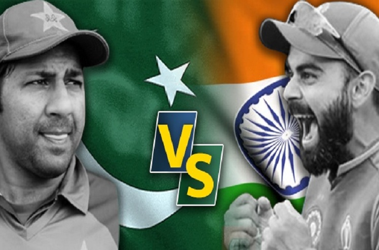 India vs Pakistan | विश्वचषकातील विजयाची परंपरा कायम, भारताचा पाकिस्तानवर  दणदणीत विजय