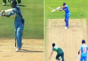 World Cup 2019 : ICC ने विचारलं, कुणाचा सिक्सर चांगला, सचिन म्हणाला आमची मुंबई!
