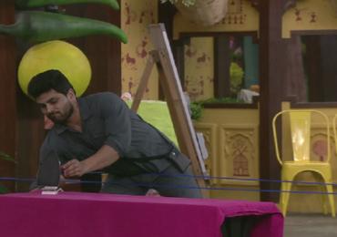 Bigg Boss Marathi-2 : शिवने नेहाच्या टीमची इस्त्री चोरली