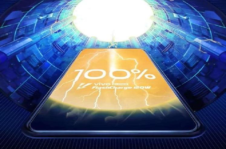 13 मिनिटांत 4,000mAh ची बॅटरी फूल चार्ज होणार, Vivo ची नवी टेक्नॉलॉजी