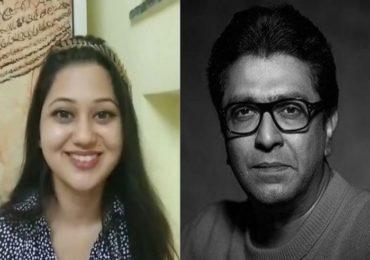 राज ठाकरेंनी स्वत:हून बोलावून माझं कौतुक केलं : केतकी चितळे