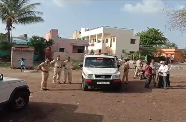 नाशकात पोलिसाचा सावत्र मुलांवर गोळीबार, दोन्ही मुलांचा मृत्यू