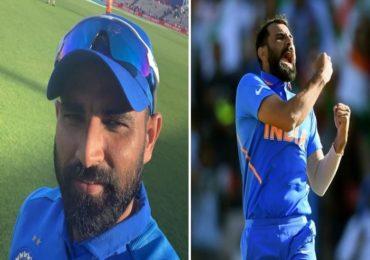 मोहम्मद शमीची हॅटट्रिक आणि भारताचा विजय, शेवटच्या षटकाचा थरार