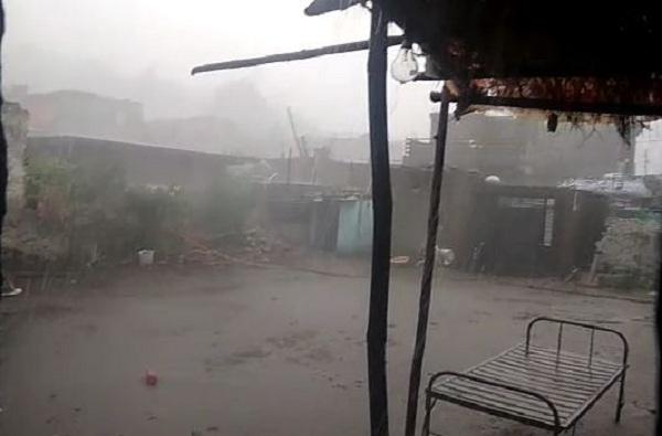 पावसाने विदर्भ-मराठवाड्याला झोडपले, मुंबई मात्र वेटिंग लिस्टमध्ये