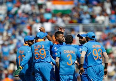 ICC World Cup 2019 : भुवनेश्वरला दुखापत, 'हा' वेगवान गोलंदाज भारतीय संघात दाखल