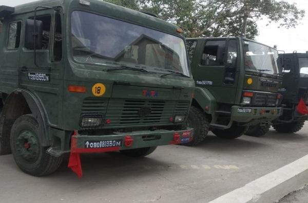 खेडमध्ये जमिनीचा वाद, कर्नलने सैन्यातील जवान गावात आणल्याचा आरोप