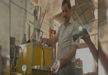 प्लॅस्टिकपासून पेट्रोल, अवघ्या 40 ते 50 रुपये लिटरने विक्री