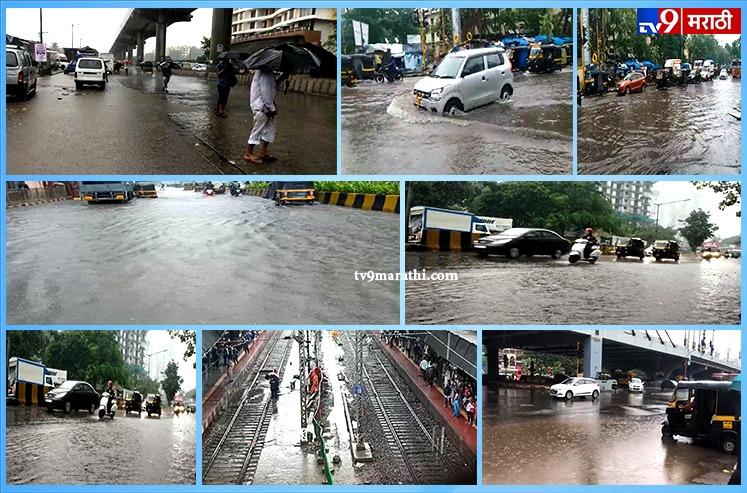 पाऊस LIVE : मुंबईत पावसाची संततधार, राज्यभरात मोठ्या पावसाची प्रतीक्षा