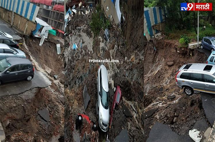 मुंबईत 6 वर्षात 3323 इमारत दुर्घटना, 249 जणांचा मृत्यू, 919 जण जखमी