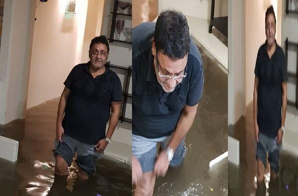नवाब मलिकांच्या घरात गुडघाभर पाणी, उद्धव ठाकरेंनी करुन दाखवलं, मलिकांचं ट्विट