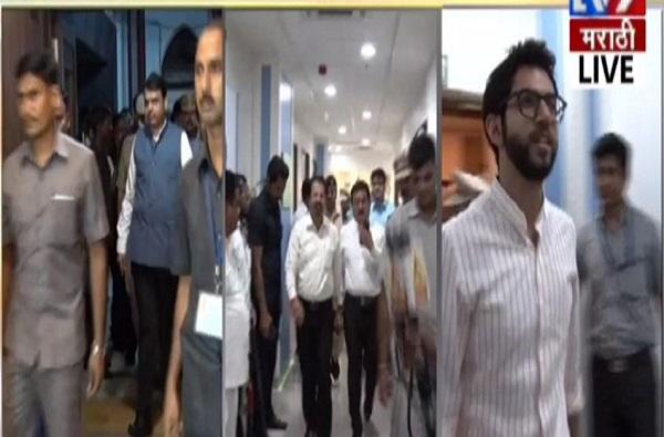 मुंबई पाऊस LIVE : मध्य रेल्वेची वाहतूक पूर्वपदावर
