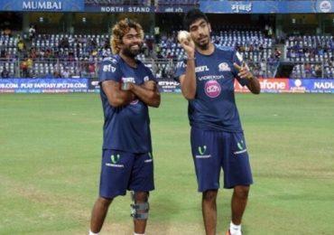 ICC World Cup 2019 : मुंबई इंडियन्सकडून एकत्र खेळले, आता बुमराहबद्दल मलिंगा म्हणतो....