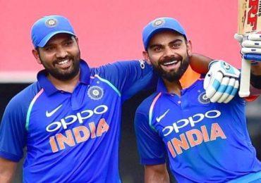 ICC ODI ranking | आयसीसी क्रमवारीत 'विराट' स्थान अबाधित, रोहित शर्माचा कितवा नंबर?