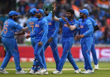 IND vs NZ Semi Final : न्यूझीलंडला 239 धावात रोखलं, भारताला 240 धावांची गरज